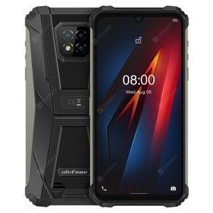Ulefone Armor 8 Rugged 4G 6.1 inch Smartphone Global Version