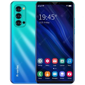 Rino4 Pro Smartphone MT6763 Octa Core 5.8-inch 1GB RAM 16GB ROM Android 1.0 8MP + 13MP Cameras 4800mAh Battery Face ID Fingerprint Recognition