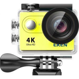 Eken H9R 4K Ultra HD Wifi Action Camera-Yellow