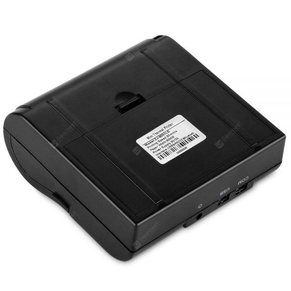 Portable Bluetooth Wireless 80mm Thermal Dot Receipt Printer DE