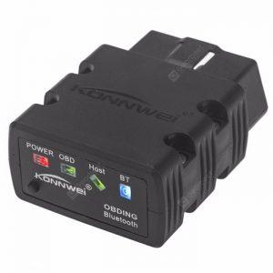 KONNWEI KW902 ELM327 V1.5 Bluetooth Car Fault Detector Diagnostic Scanner Tool for Android