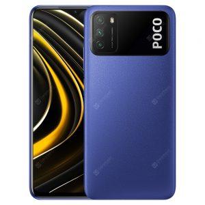Xiaomi Poco M3 4G Smart Phone Media Qualcomm Snapdragon 662 6.53 Inch Screen Triple Camera 48MP + 2MP + 2MP 6000mAh Battery