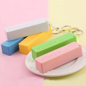 2600mAh Perfume Portable Power Bank External Power Source Power Supply A5 for Mobile Phones MBT-162716
