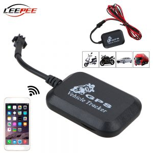 Car GPS Tracker Locator GSM GPRS Mini Device Anti Theft Free APP For Truck Bus Motorcycle Vehicle Auto Accessories Electronic