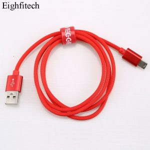 Eighfitech Mini Usb Data Cable Mini Usb 2.0 Line Hard Disk Camera Navigation Charge Line for MP3 MP4 Player Car DVR GPS