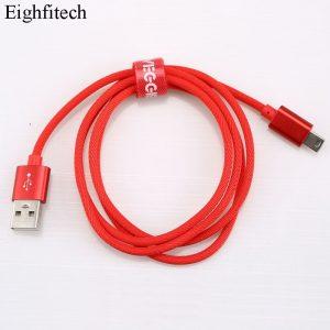 Eighfitech Mini Usb Data Cable Mini Usb 2.0 Line Hard Disk Camera Navigation Charge Line for MP3 MP4 Player Car DVR GPS