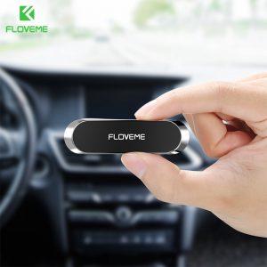 FLOVEME Magnetic Car Phone Holder Magnet Holder For Phone In Car Stand Mobile Universal Dashboard Support Smartphone Voiture