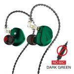 Green no mic