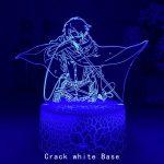 Crack white